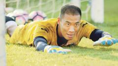 Indosport - Kiper legendaris Persipura Jayapura, Yoo Jae-hoon