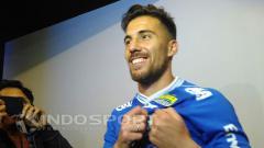 Indosport - Jonathan Bauman