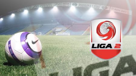 Logo Liga 2. - INDOSPORT