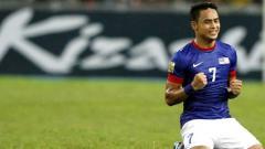 Indosport - Penggawa Johor Darul Tazim, Aidil Zaufan.