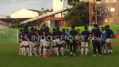 Indosport - Latihan PSM Makassar.