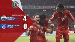Indosport - Persija vs Johor Darul Takzim.
