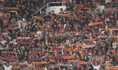 Indosport - Para suporter Jakmania.
