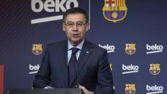 Indosport - Presiden Barcelona, Josep Maria Bartomeu, kabarnya telah memberi lampu hijau untuk mendatangkan Antoine Griezmann.