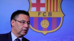 Indosport - Josep Maria Bartomeu, Presiden Barcelona akhirnya jawab apakah masa depan Neymar dan Lautaro Martinez bakal di Camp Nou pada bursa transfer lanjutan nanti.