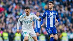 Indosport - Dani Ceballos, pemain Real Madrid.
