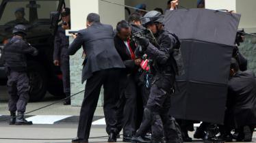 Pasukan Pengamanan Presiden (Paspampres) - INDOSPORT