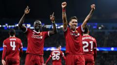 Indosport - Liverpool selebrasi.