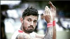 Indosport - Gelandang Serang Bali United, Stefano Lilipaly.