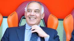 Indosport - James Pallotta, Presiden AS Roma.