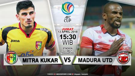 Prediksi Mitra Kukar vs Madura United - INDOSPORT