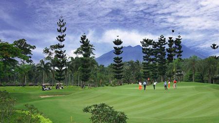 Ilustrasi lapangan golf. - INDOSPORT