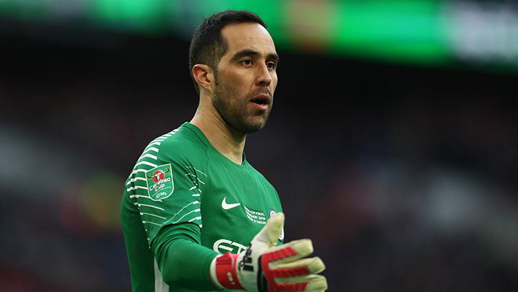 Claudio Bravo. Copyright: Getty Images