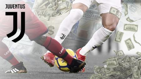 Juventus korban mafia. - INDOSPORT