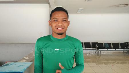 Oktafianus Fernando, penggawa Persebaya Surabaya. - INDOSPORT