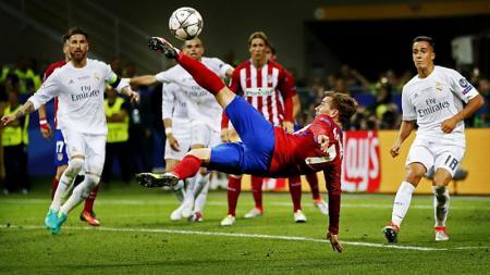 Mark Clattenburg ungkap 'kebusukan' Real Madrid saat kalahkan Atletico Madrid di partai final Liga Champions 2016 silam. - INDOSPORT