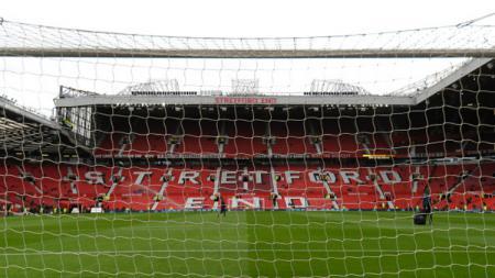 Old Trafford, markas Manchester United. - INDOSPORT