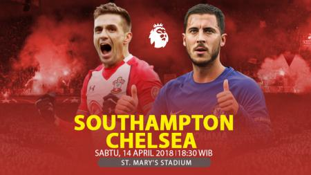 Prediksi Southampton vs Chelsea. - INDOSPORT