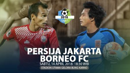Prediksi Persija Jakarta vs Borneo FC. - INDOSPORT