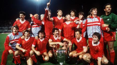 Liverpool juara European Cup (Liga Champions dulu) 1984. - INDOSPORT