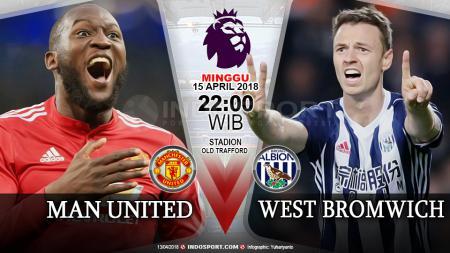 Prediksi Manchester United vs West Bromwich - INDOSPORT