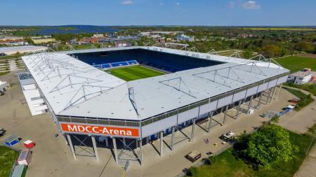 MDCC Arena - INDOSPORT