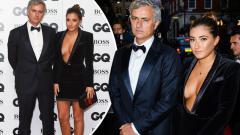 Indosport - 4 Potret Seksi Putri Jose Mourinho Saat Basah-basahan Pakai Baju Renang