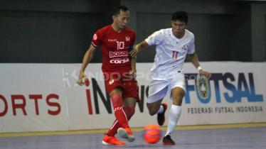 Dekings Bogor vs GIGA FC. - INDOSPORT