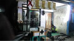 Indosport - Rumah duka Micko Pratama.