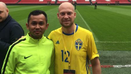 Muhammad Yusup Prasetyo saat berada di Belanda - INDOSPORT
