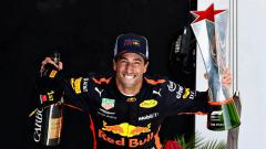 Indosport - Daniel Ricciardo.