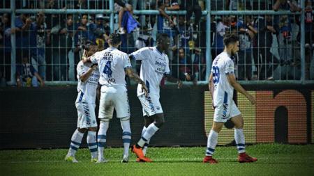 Arema FC vs Persib Bandung - INDOSPORT