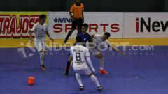 Indosport - Dekings Bogor vs Dumai FC.