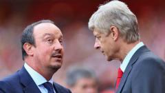 Indosport - Benitez dan Wenger.