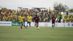 Indosport - Barito Putera vs PSM Makassar