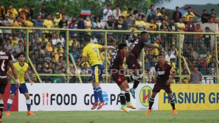 Barito Putera vs PSM Makassar - INDOSPORT