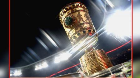 Trofi DFB Pokal. - INDOSPORT