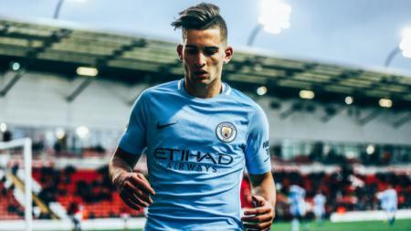 Rekrutan Manchester City, Benjamin Garre. - INDOSPORT