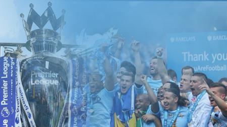 Manchester City. - INDOSPORT