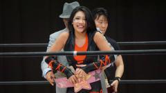 Indosport - Kabar kematian pegulat wanita berdarah Indonesia, Hana Kimura, menuai tanggapan oleh para pegulat WWE seperti Mick Foley dan Nia Jax yang sedih sekaligus marah.