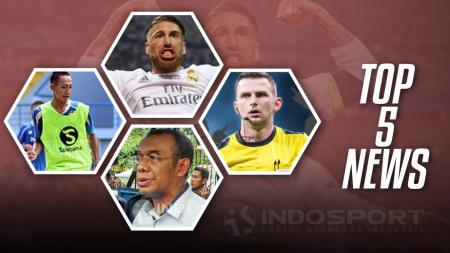 Top 5 News - INDOSPORT