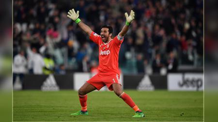 Gianluigi Buffon, kiper Juventus. - INDOSPORT