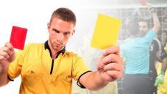 Indosport - Kartu Kuning dan Merah.