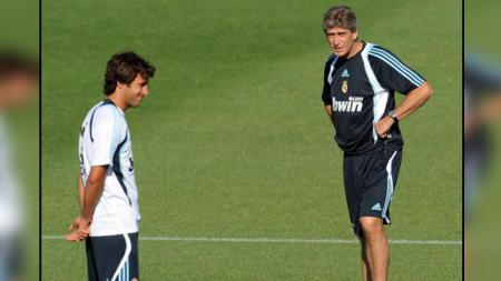 Raul Gonzalez diyakini mampu membawa Real Madrid berjaya layaknya Pep Guardiola bersama Barcelona - INDOSPORT
