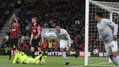Indosport - Bournemouth vs Man United.