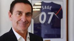 Indosport - Pemilik Perth Glory Tony Sage.