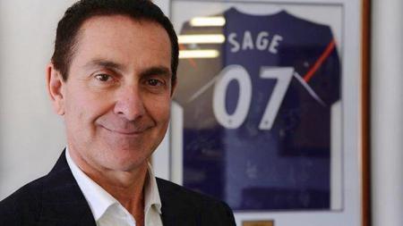 Pemilik Perth Glory Tony Sage. - INDOSPORT