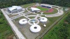 Indosport - Mimika Sport Complex, Papua