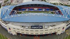 Indosport - Macron Stadium, markas Bolton Wanderers.