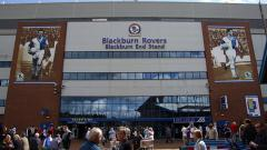 Indosport - Ewood Park, markas Blackburn Rovers.